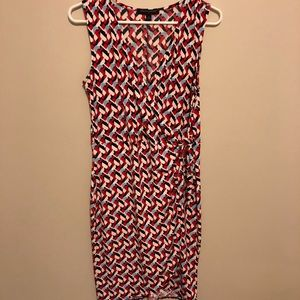 Banana Republic Small Faux Wrap Dress